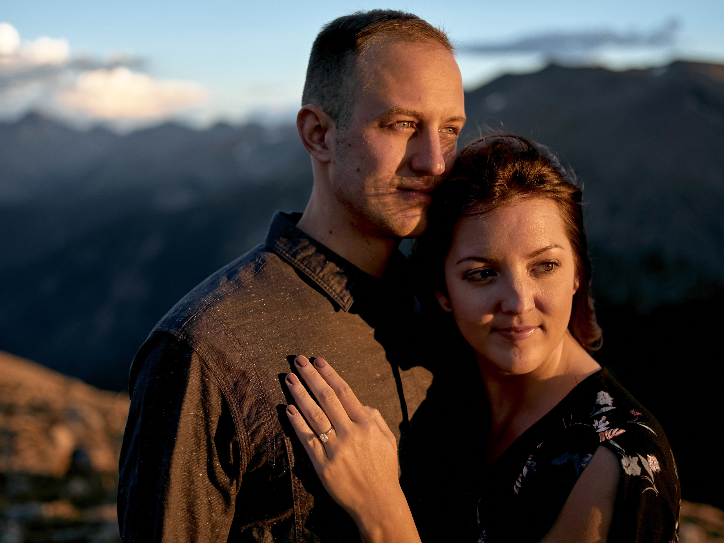 Jonas & Rachel - Rocky Mountain National Park