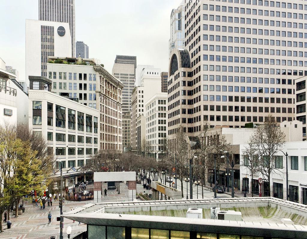 Downtown Seattle:  Westlake