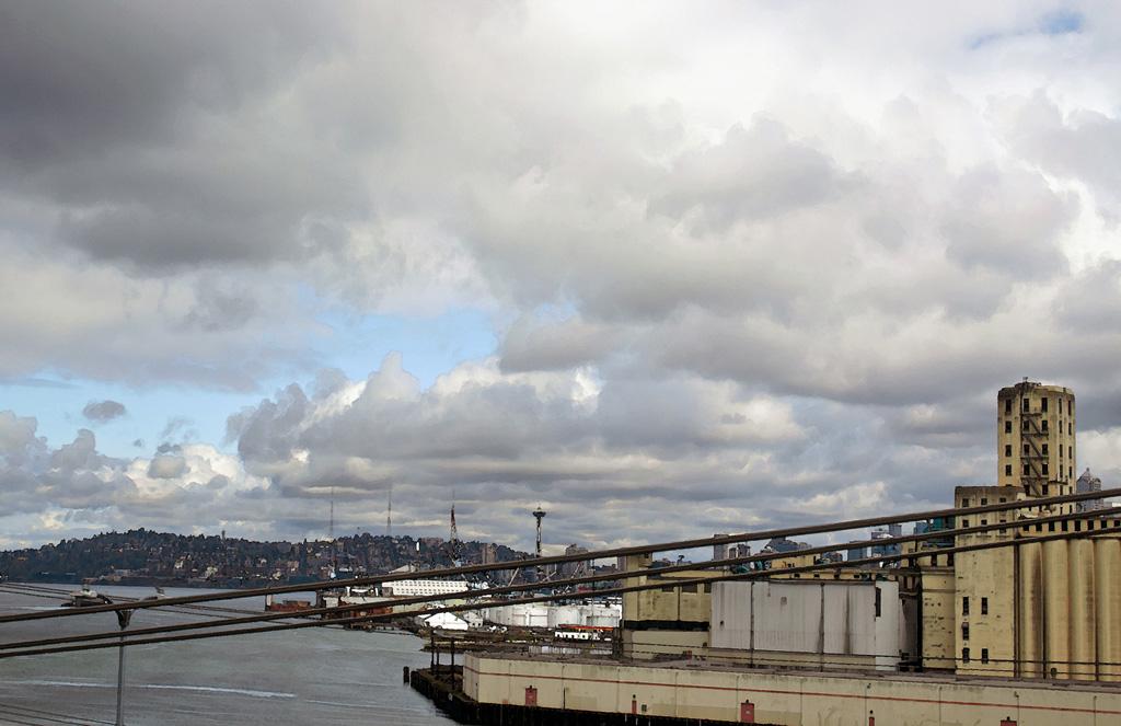 A Seattle Skyline