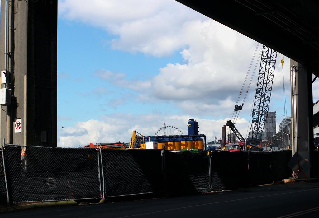 The Seattle Waterfront Rebuild