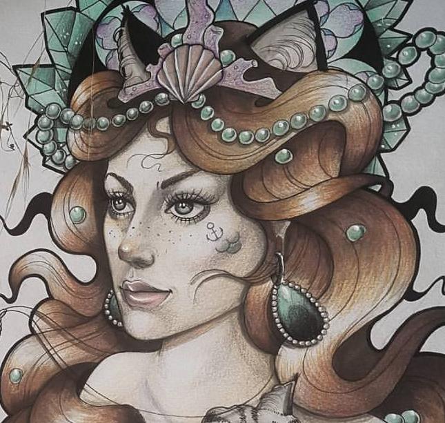 Artwork by Alicia Fernandez