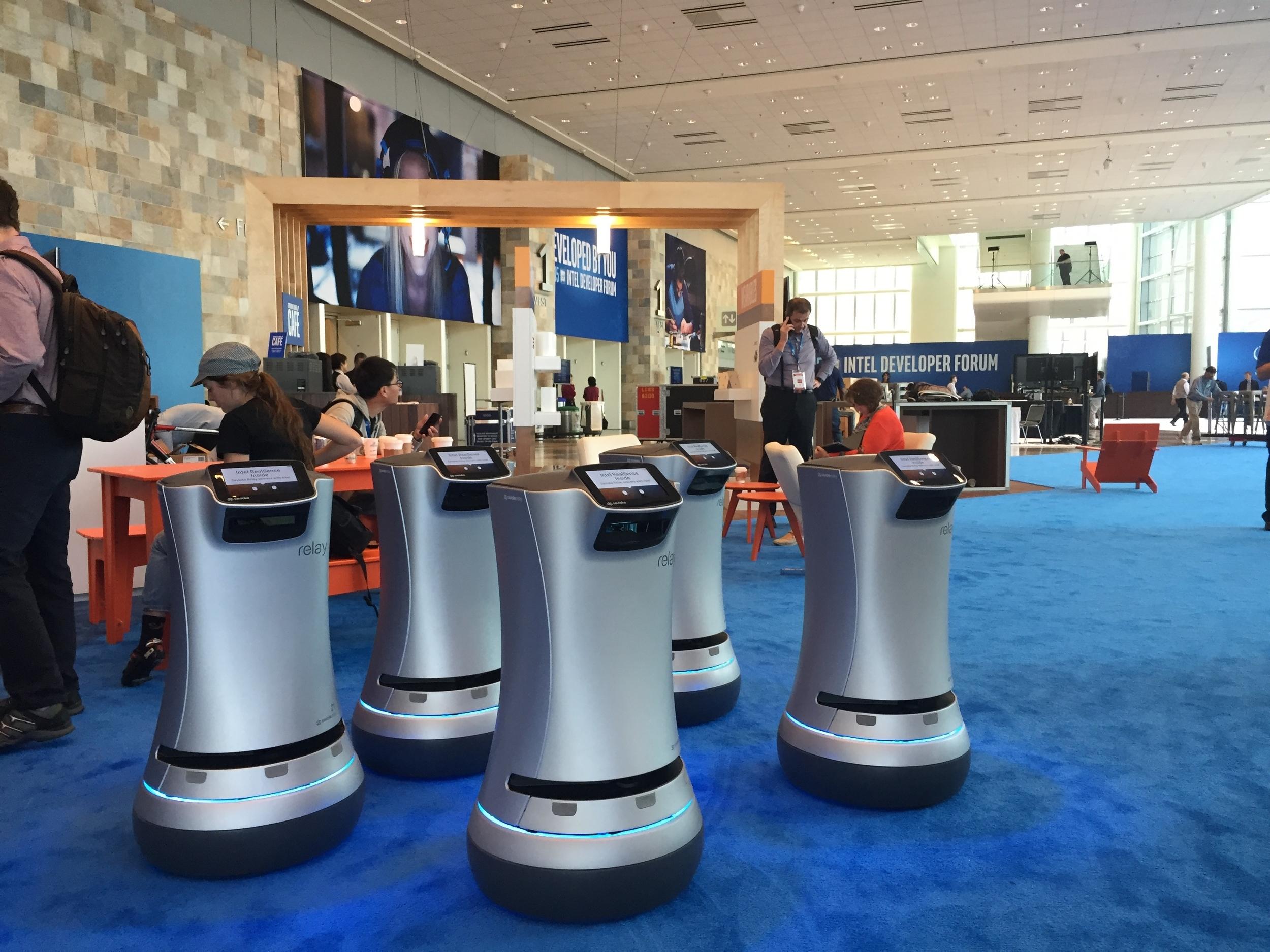 Relay at Intel's IDF '15