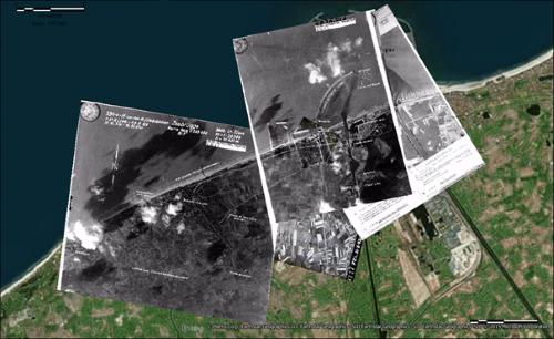 Géoréférnce photos aériennes