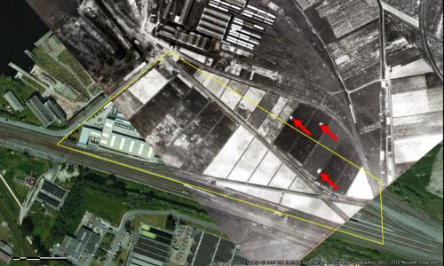 géoréférence photos aériennes