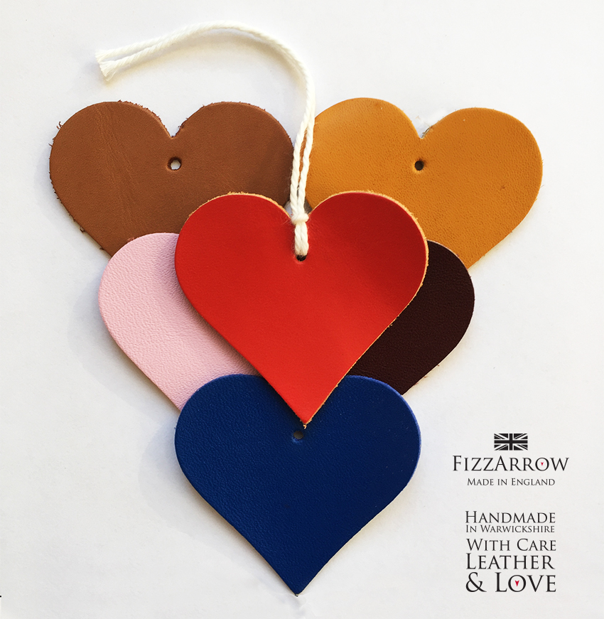 FizzArrow Heart tags