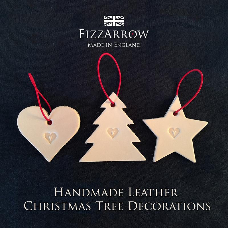 FizzArrow Christmas tree decorations