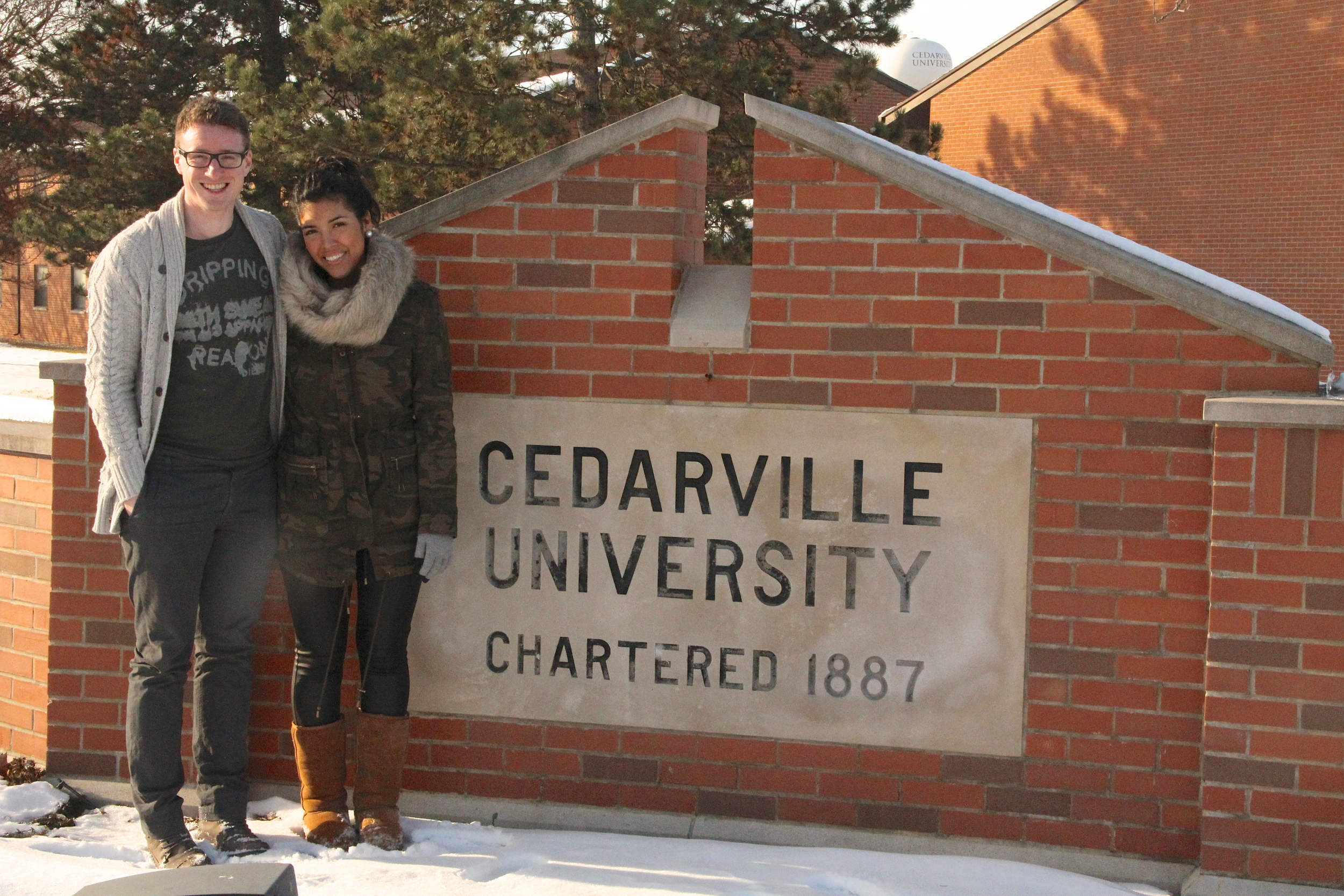 Cedarville University // Image byEduardo Julca