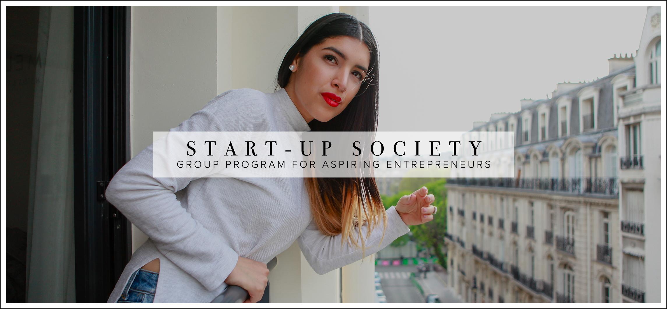 Start-Up Society Business School