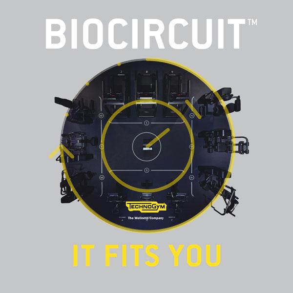 BioCircuit™ training Olympus Avant il primo allenamento che si adatta a te