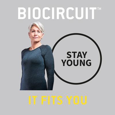 """BIOCIRCUIT training: """"stay young"""" program, l'allenamento fitness per restare giovani"""