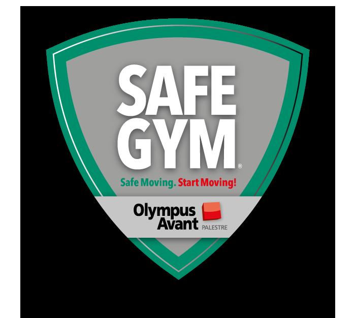 SAFEGYM® è il progetto diOLYMPUS AVANT PALESTRE  scelto dall'Ospedale di Legnano per i suoi sistemi di allenamento sicuro.