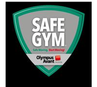SAFE GYM. Safe Moving. Start Moving!