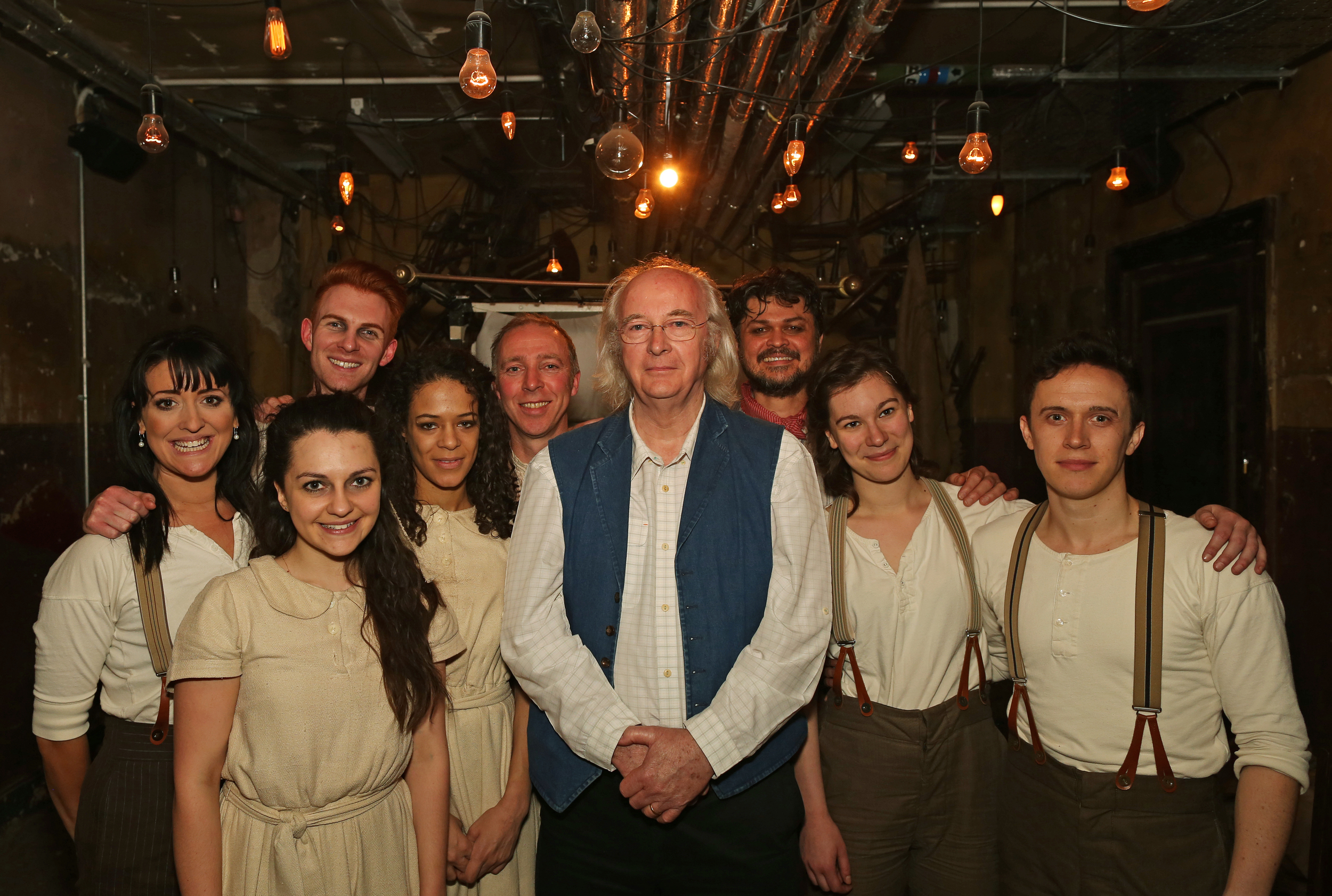 Philip Pullman (Author) & Cast
