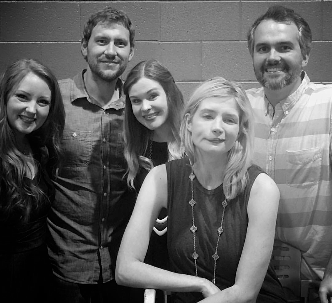 So:Loved Experience  leading worship at a conference with   Hope Heals  walking miracles and best selling authors, Jay and Katherine Wolf.