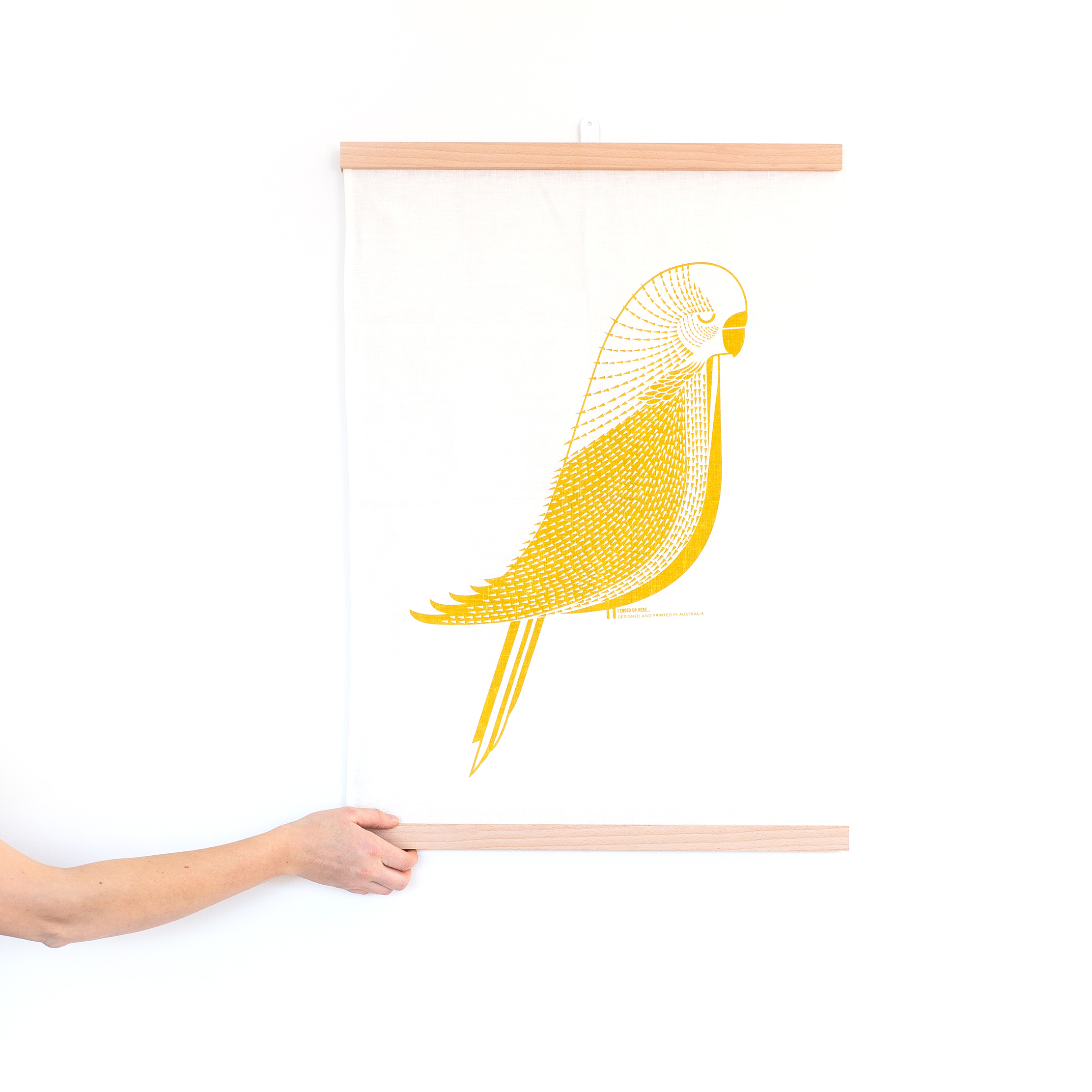 Have tea towels or textile prints you want to hang? Check out  Hangar Fabric 2.0 .