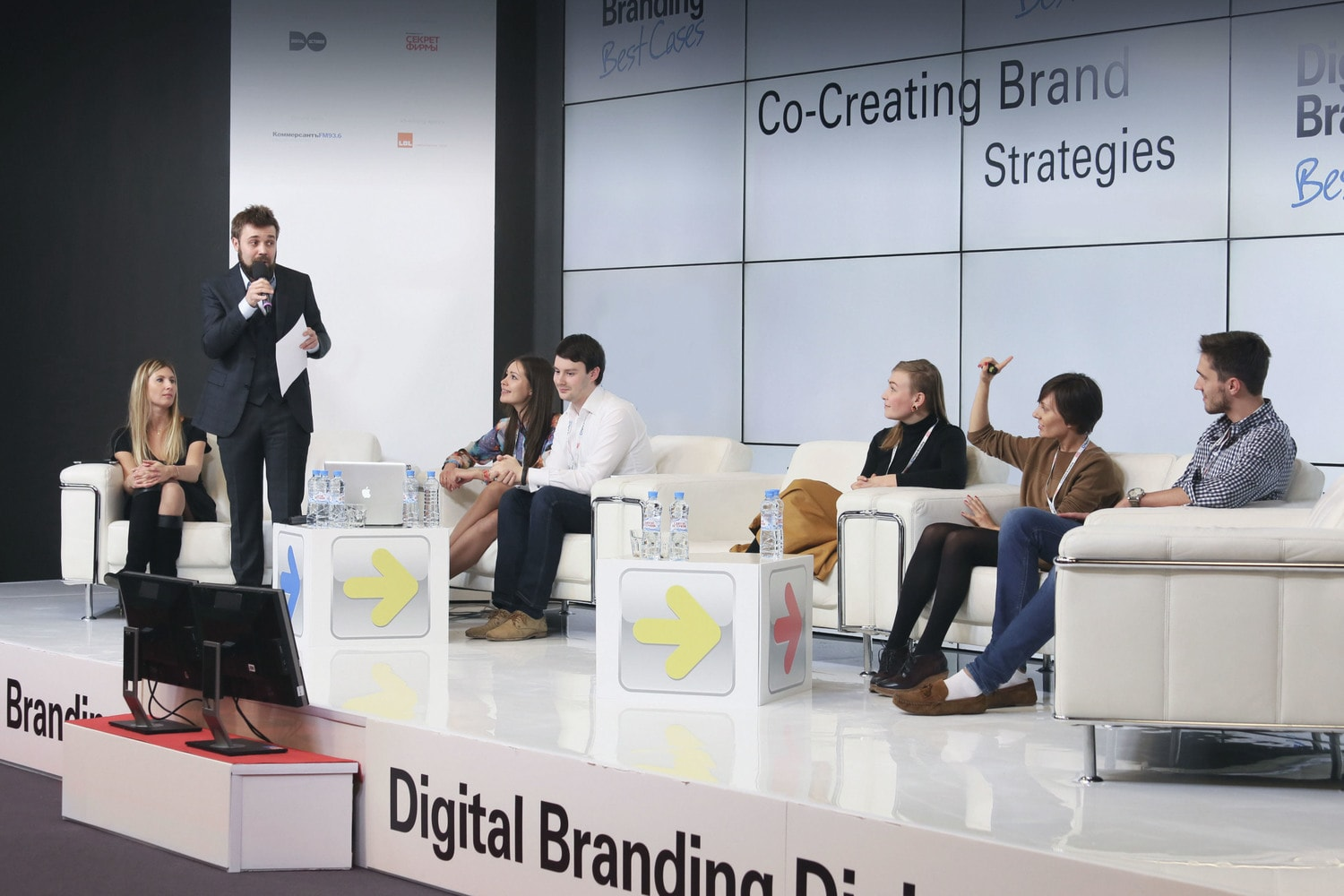 Digital Branding Best Cases   24–25 октября 2019  Early Bird Registration