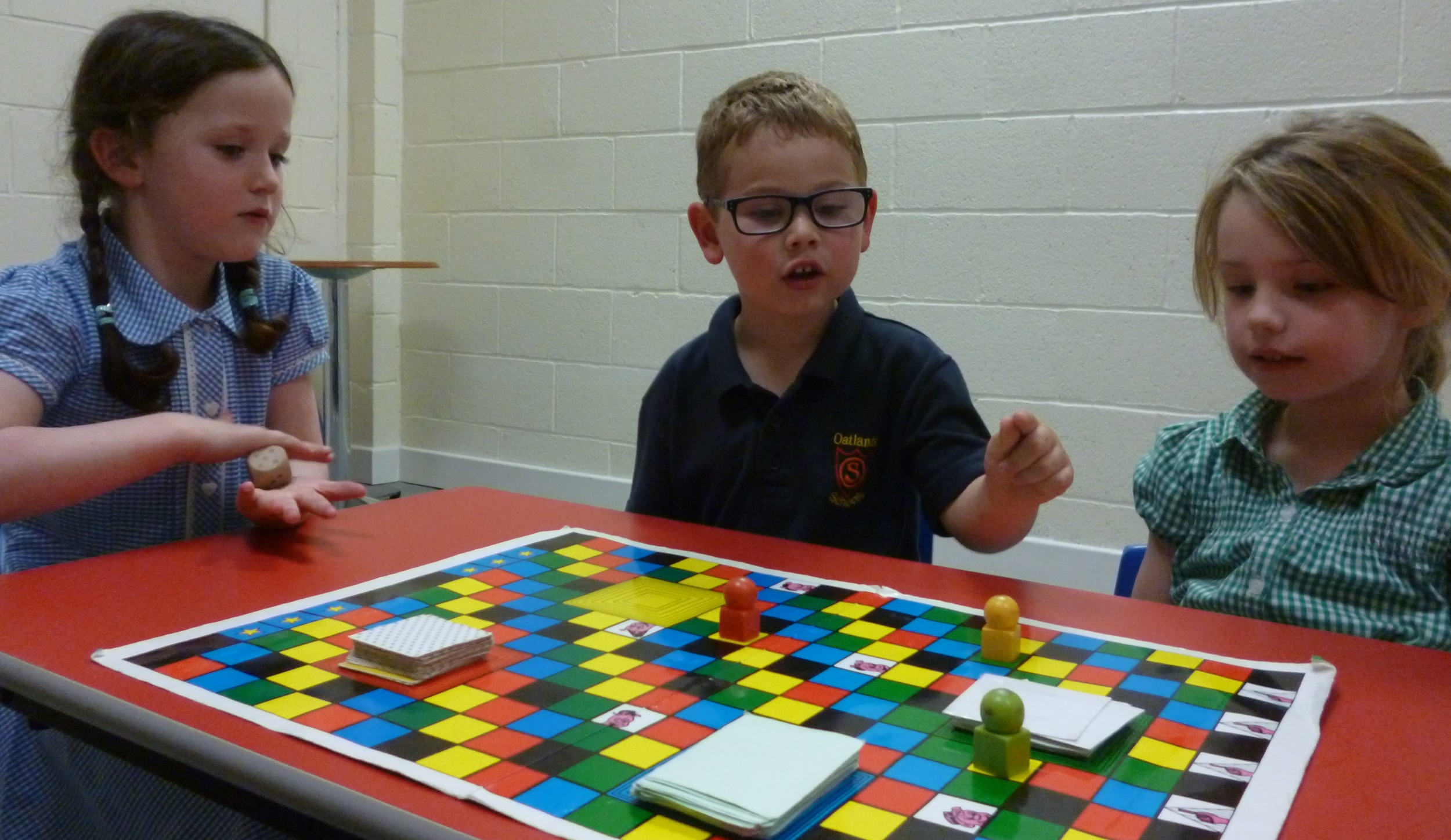 Kidzplay, Harrogate. Another revision game. Summer 2015