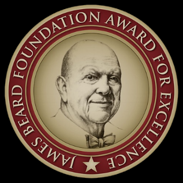 James Beard Foundation Award for Excellence Logo