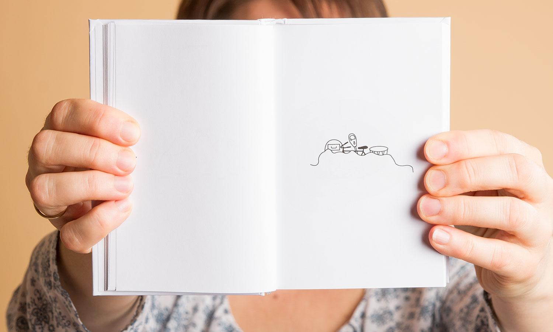 Erzählende Bilder von Richard McGuire, Dumont Verlag, Köln