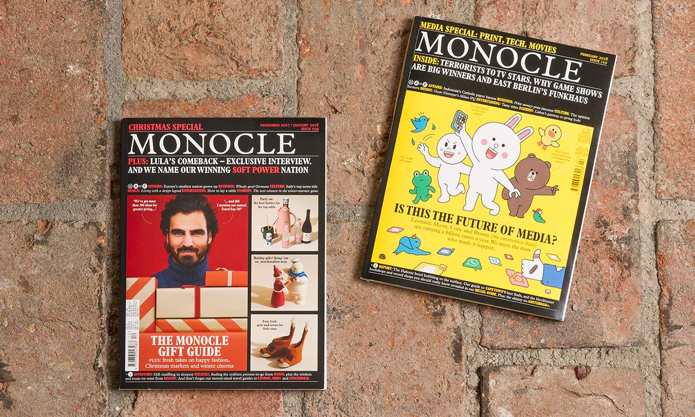Monocle No 109 und 110