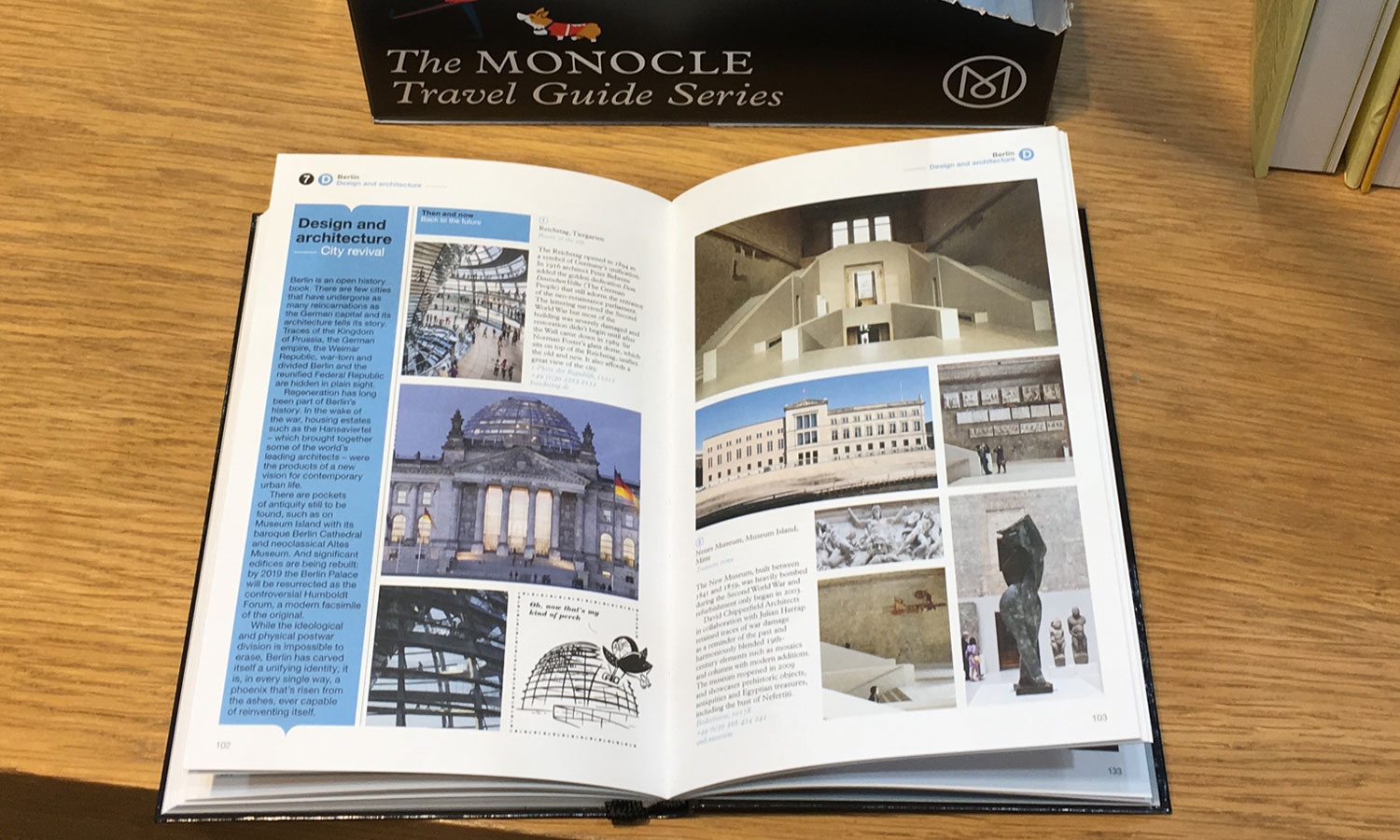 The Monocle Travel Guide Series, Berlin