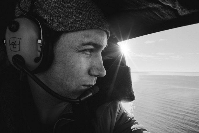 Tom Hegen (Jahrgang 1991), passionierter Luftbildfotograf.