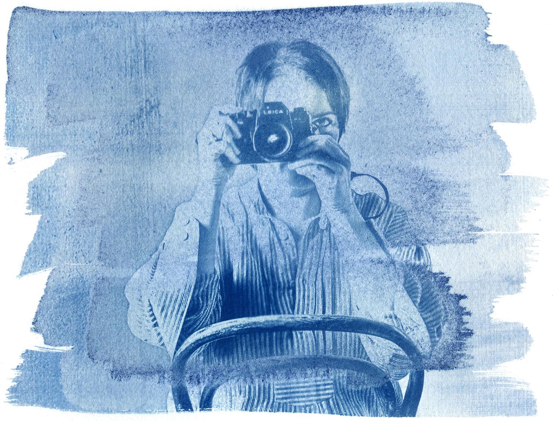 Fotografie:  Die klassische Grundlage für eine Cyanotypie. Menschen, Architektur, Natur uns vieles mehr– Hauptsache die Aufnahme bietet schöne Kontraste.