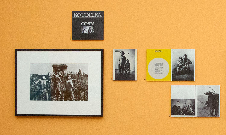 """Langzeitprojekt:  Josef Koudelka arbeitete von 1962 bis 1971 an """"Gypsies"""". Er fotografierte Roma in der Tschechoslowakei, Ungarn, Rumänien, Spanien und Frankreich."""