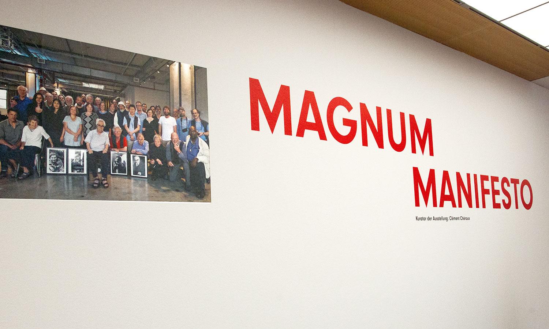 70 Jahre Fotografenkollektiv und Agentur Magnum Photos
