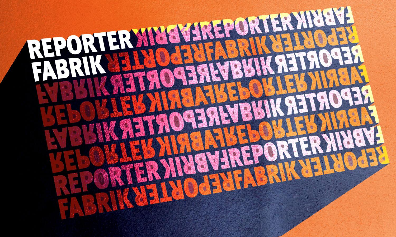 Das Bildungsprojekt Reporterfabrik beschäftigt sich mit allen wichtigen Facetten des journalistischen Handwerks.