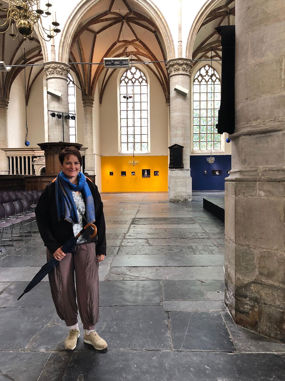 Susanne in der Grote Kerk