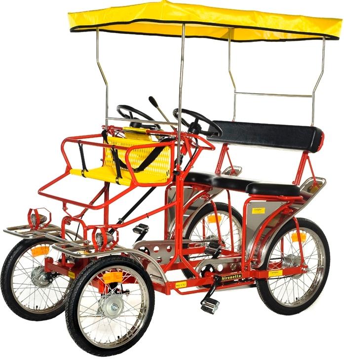Single Quad Bike Quadcycle