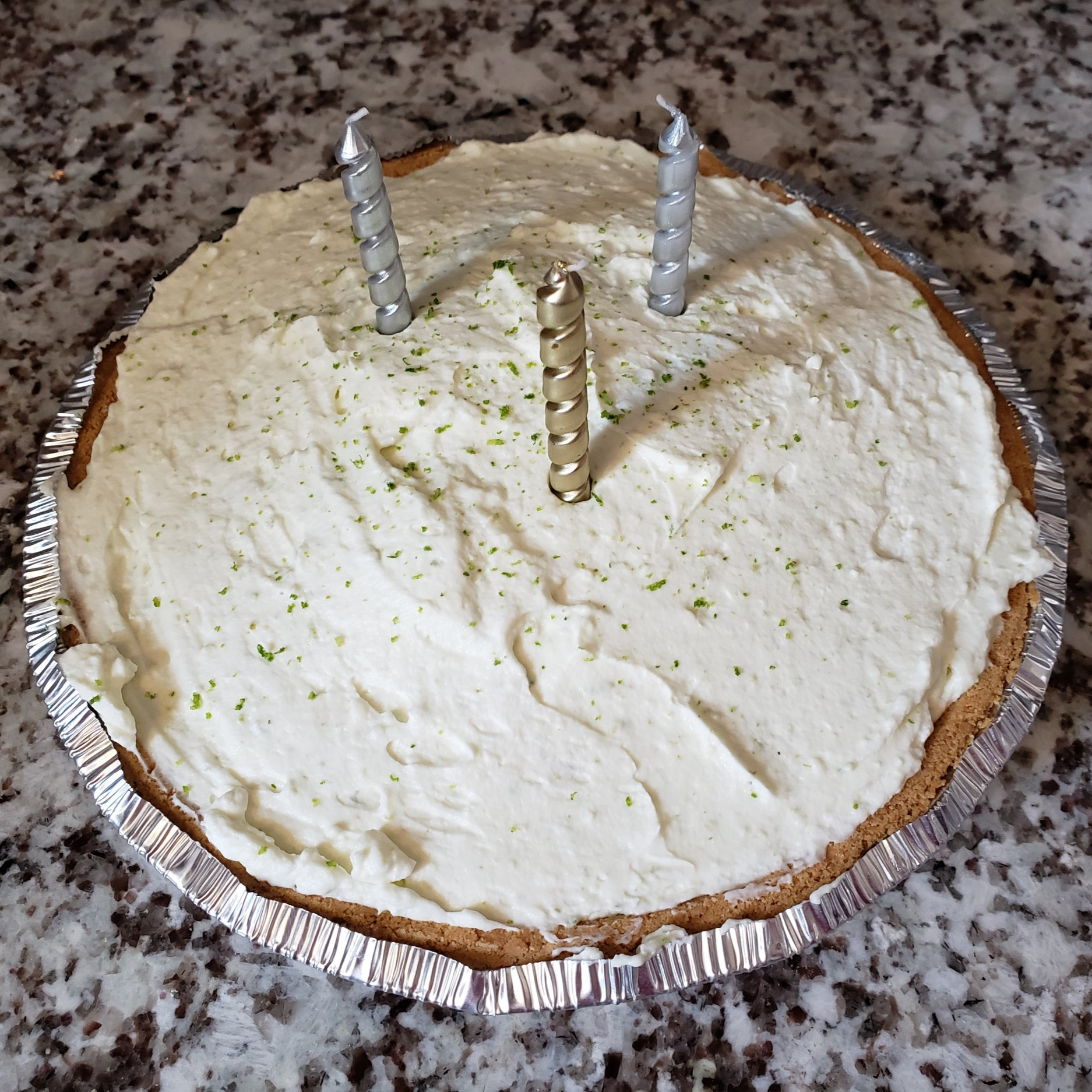Key Lime Birthday
