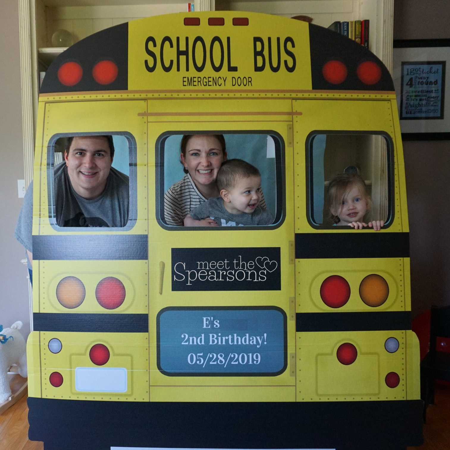 school+bus+birthday+party