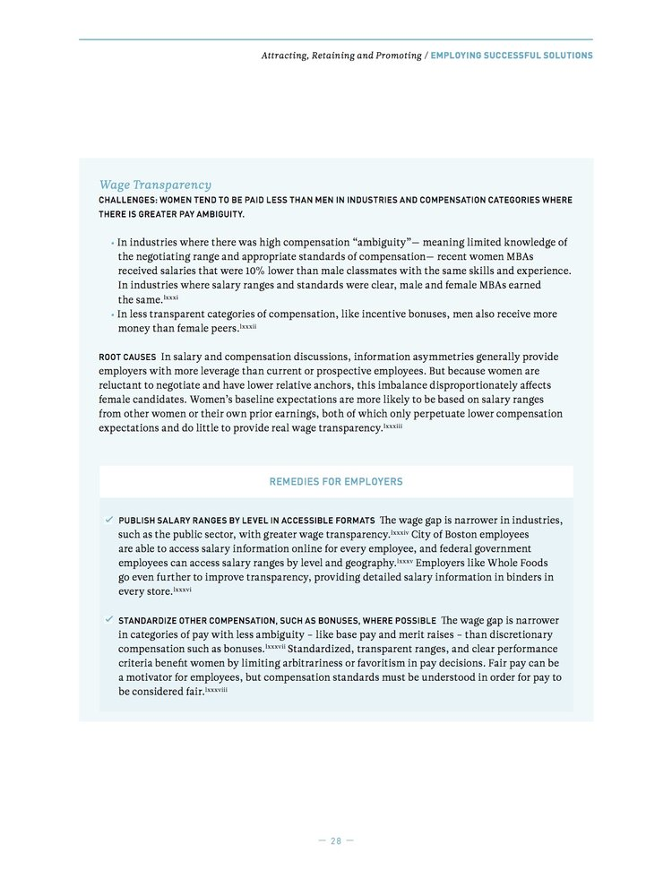 2013 Report — BWWC