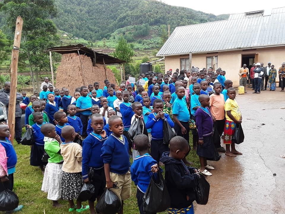 African Educate Children