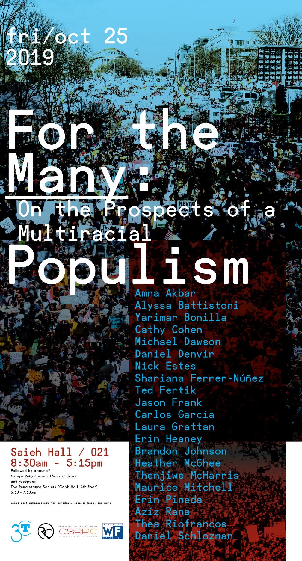 Copy of For the Many: On the Prospects of Multiracial Populism