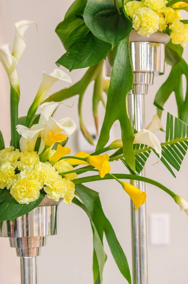 Event Floral   Our talented team of floral specialists will transform your ideas into reality. Their amazing gift of design and ability to bring visual concepts to the table are reasons our company is set apart from others