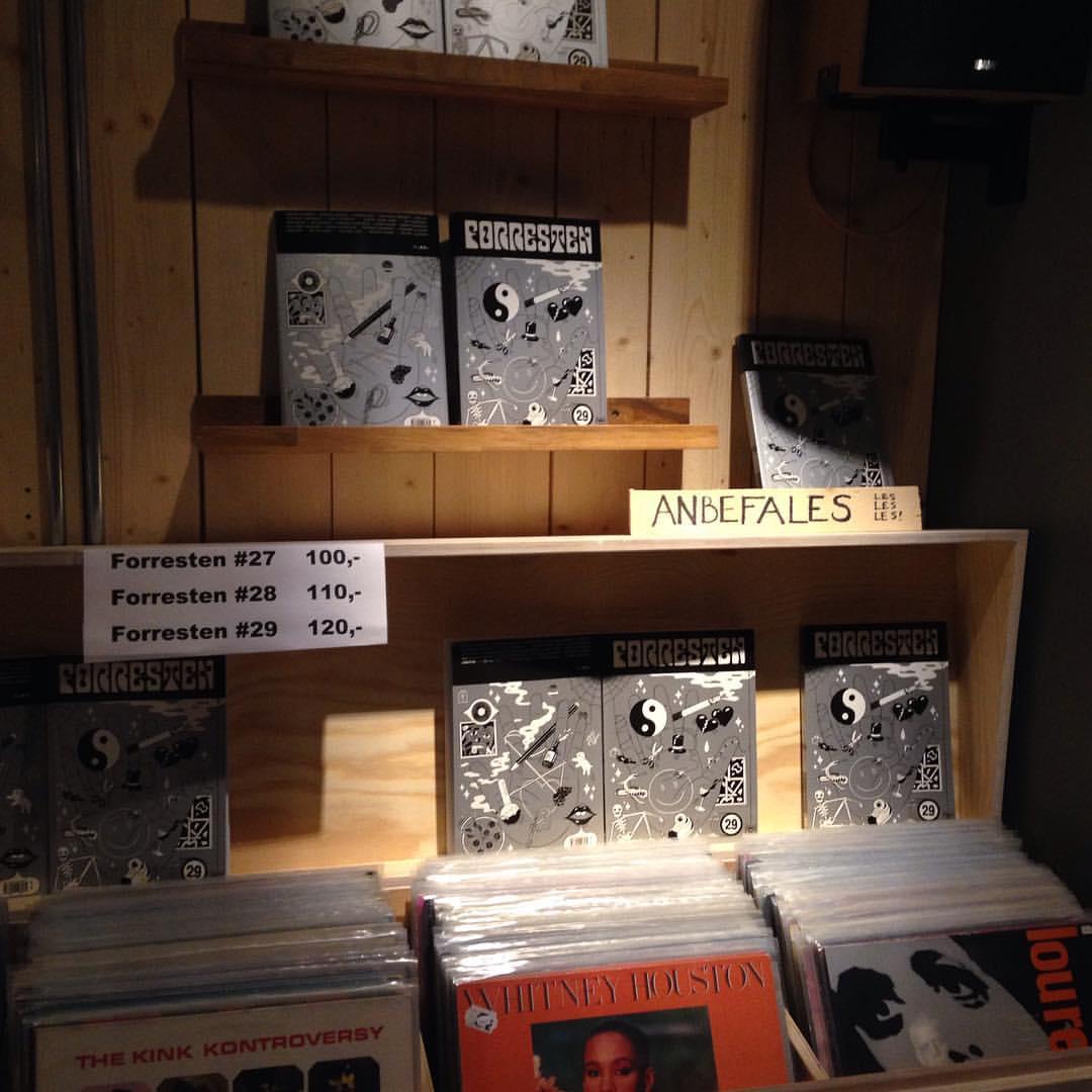 Jippiiiiii! Forresten 29 er lansert!!!💥💯🤓 #jippicomics #forresten #lobotom  (ved Hendrix Ibsen)