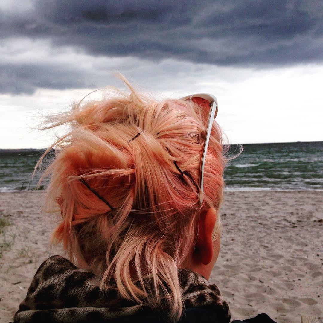 Anne  (at Bellevue strand)