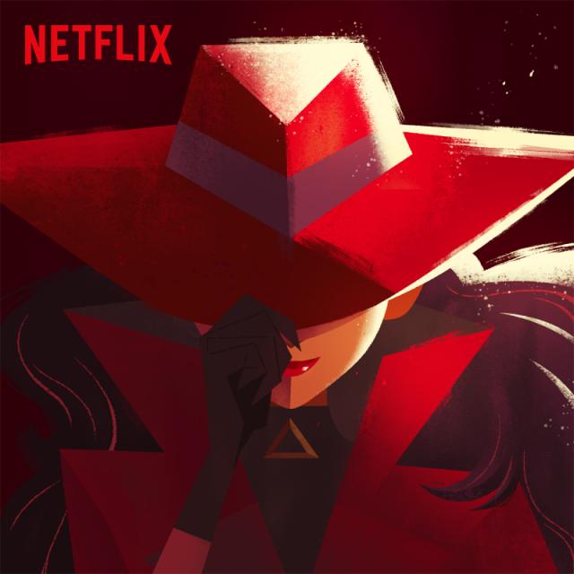Carmen Sandiego -DHX Media (BG Artist) — Johel Rivera