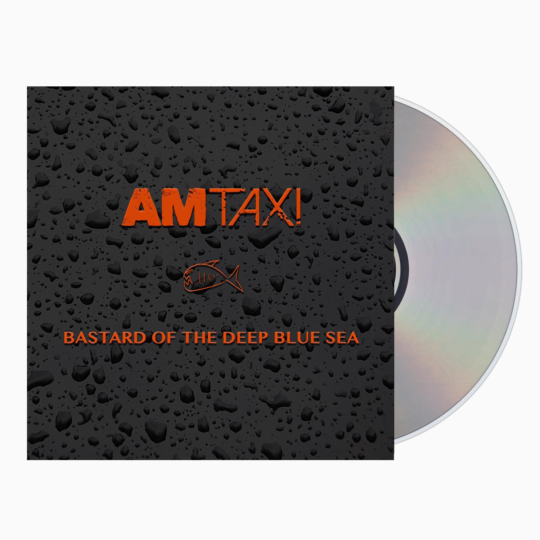 bastard of the Deep Blue SEa - CD -