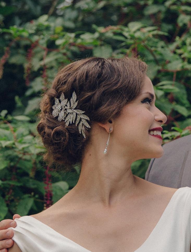Bride: Ashley   9.5.15  Photo: Kate De La Rosa