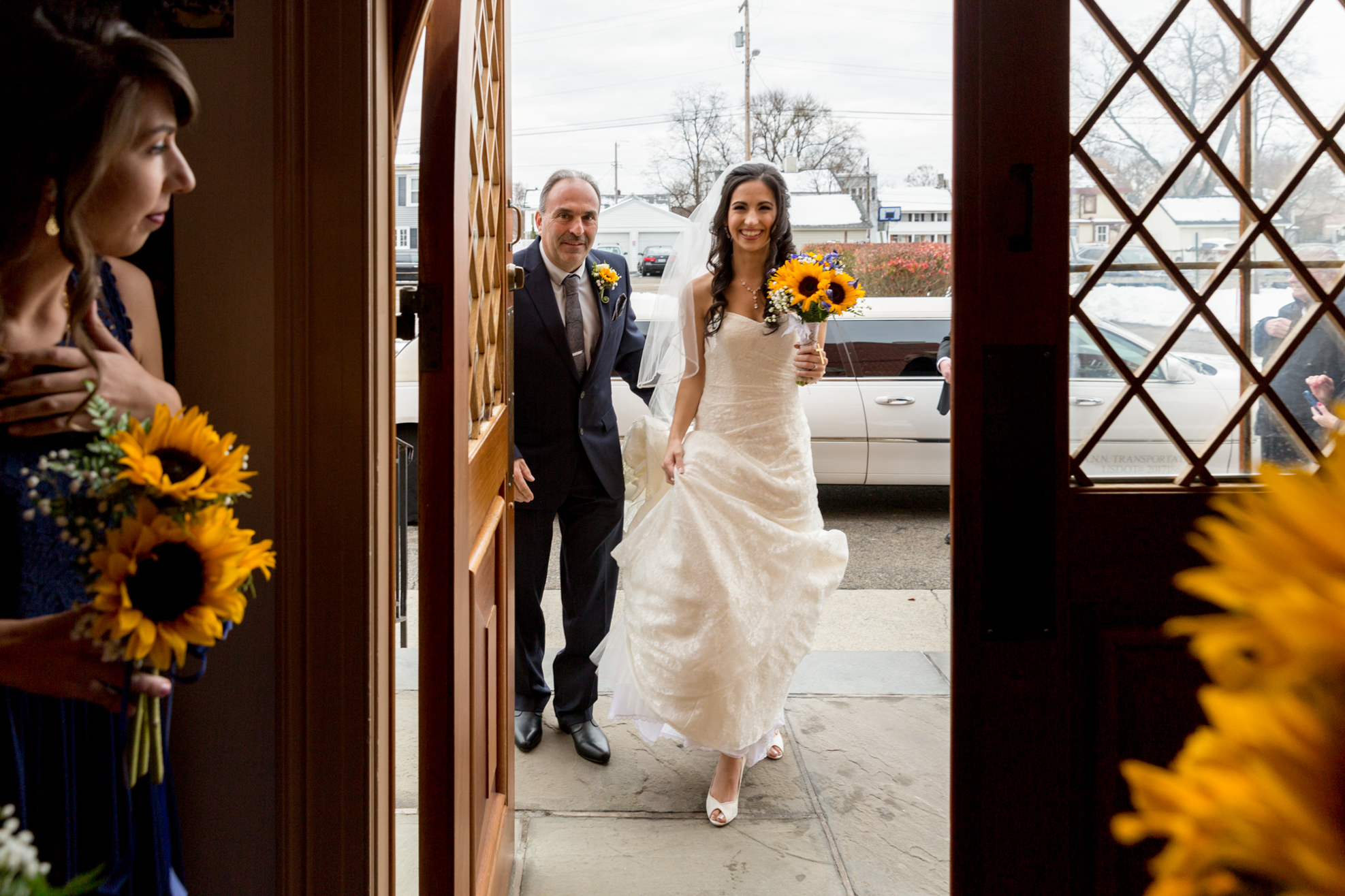 Bre and Dylan - 11/17/18 - St. Mary's in Wappinger's Falls, NY and Old Drover's Inn in Dover, NY