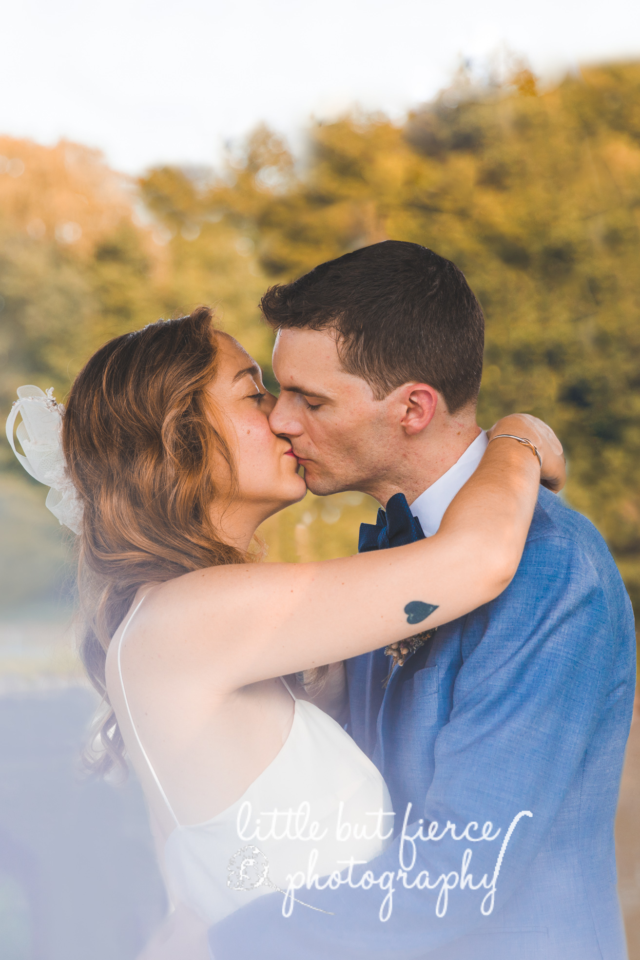 Wedding photography at the Hudson Valley Maritime Museum in Kingston, New York