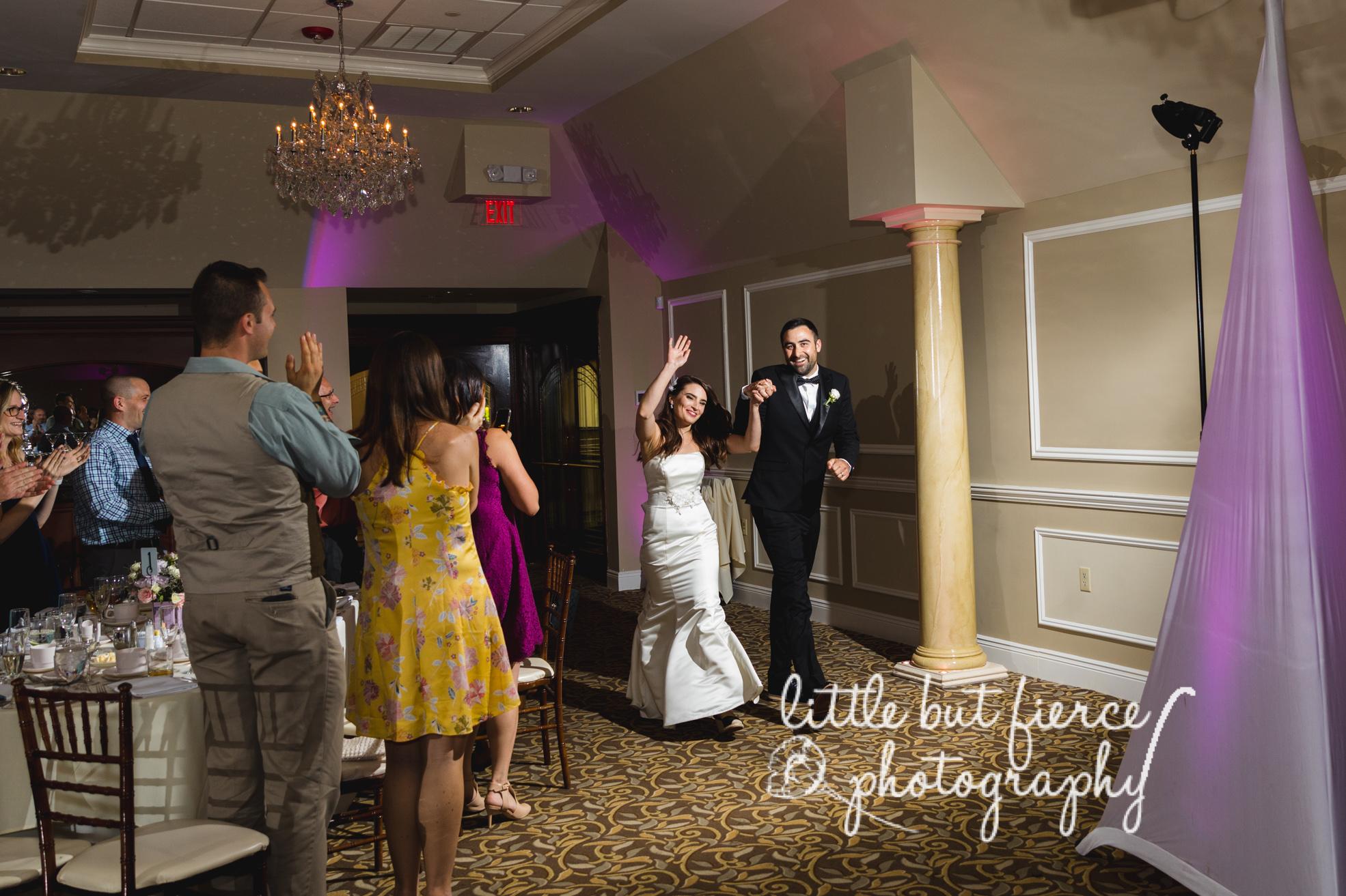 Wedding at Saint Joseph's Church, Senate Garage and The Chateau in Kingston, New York- Hudson Valley