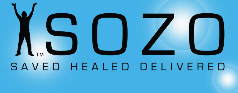 """SOZO is the Greek word translated """"saved, healed, delivered."""""""