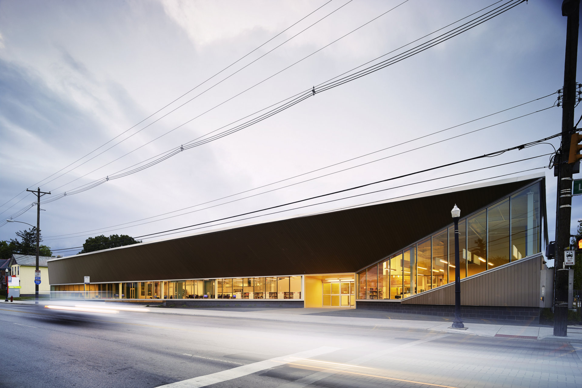 Driving Park Library / NBBJ