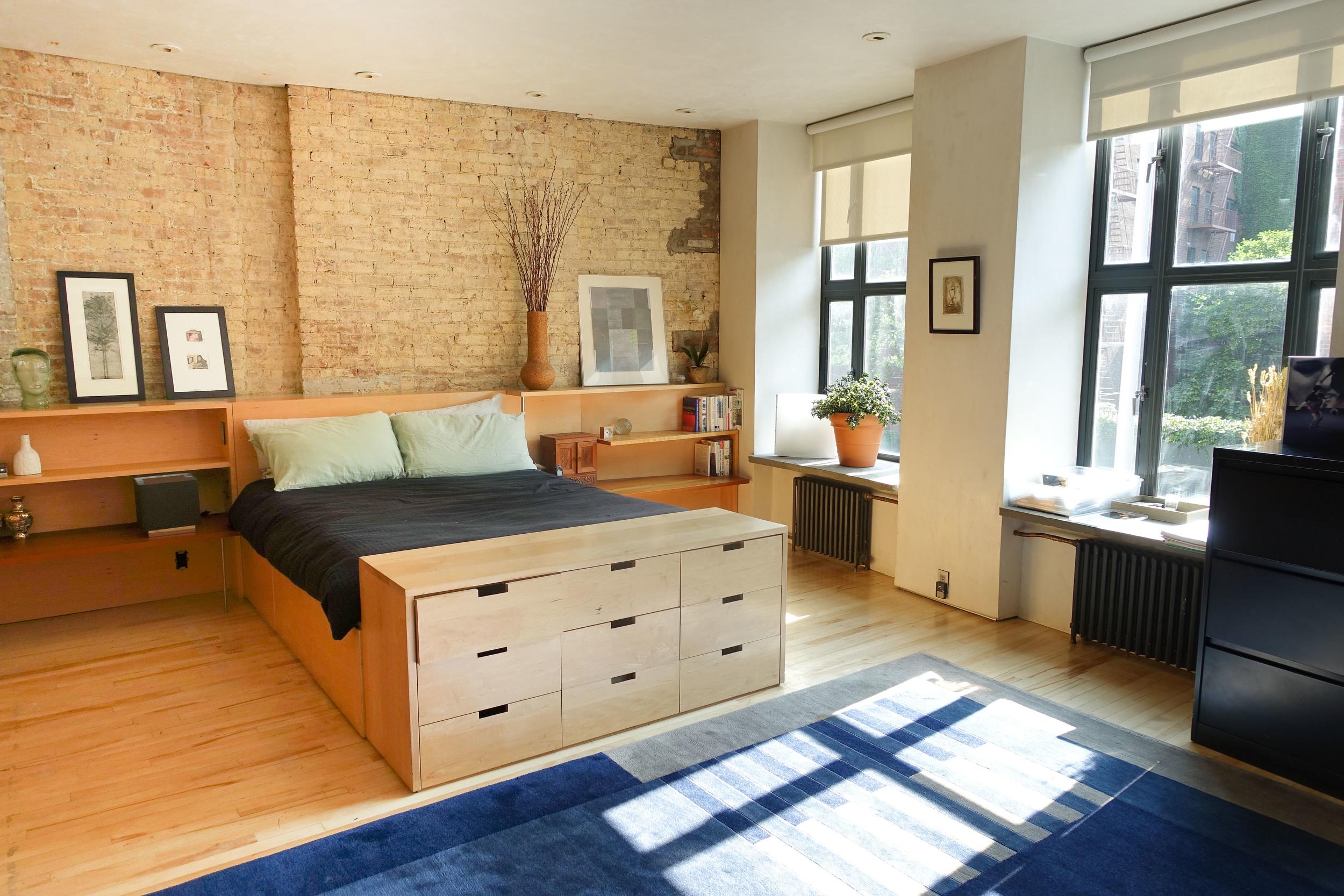 editorial bedroom NYC