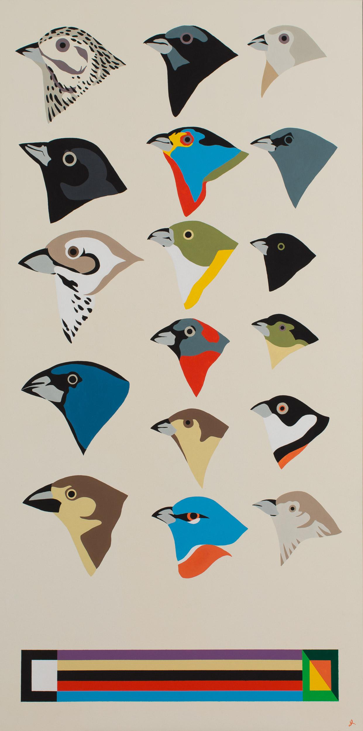 Birdheads
